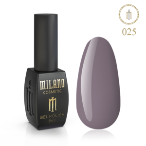 Гель-лак Milano Cosmetic 8 мл № 025 (Кордованский) цена