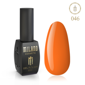 Гель-лак Milano Cosmetic 8 мл № 046 (Поцелуй Бали) цена