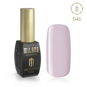Гель лак MILANO 10ml № 046 (Выходные в Париже) Купить