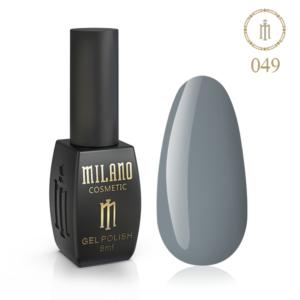 Гель-лак Milano Cosmetic 8 мл № 049 (Кварцевый) цена