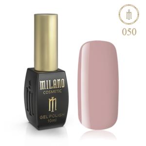 Гель лак MILANO 10ml № 050 (Циннвальдитово- розовый) цена за штуку