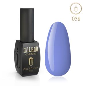 Milano Cosmetic 8 мл № 058 (Барвинок Крайола) цена