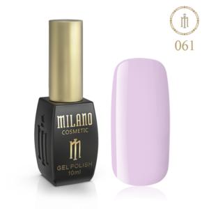Гель лак MILANO 10ml № 061 (Очень бледно-пурпурный) Купить