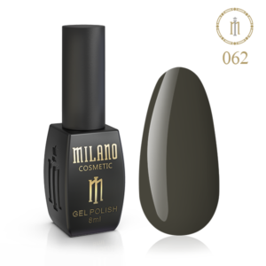 Гель-лак Milano Cosmetic 8 мл № 062 (Камыш) цена