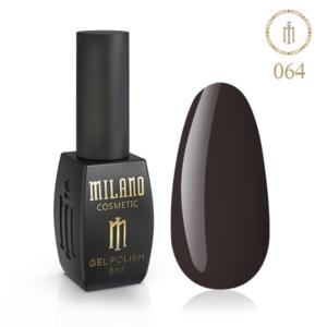 Гель-лак Milano Cosmetic 8 мл № 06 4 (Сепия)