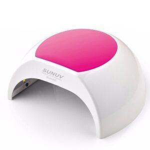 Профессиональная светодиодная лампа для ногтей SUN 2 UV/LED (Оригинал), 48 W