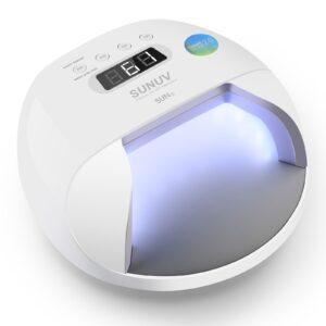 Светодиодная лампа для ногтей SUN 7 PLUS UV/LED (Оригинал)