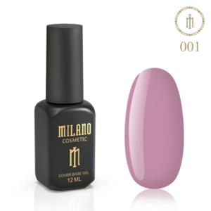 Цветная база Milano 12 мл № 01 купить