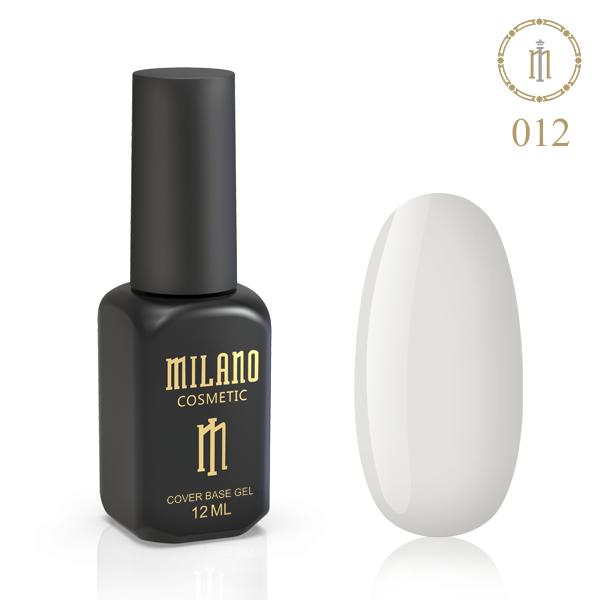 Цветная база Milano 12 мл № 12 купить