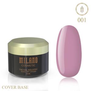Цветная база Milano 30 мл № 01 купить