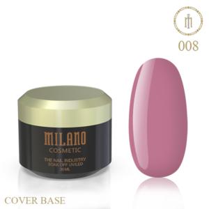 Цветная база Milano 30 мл № 08 Купить