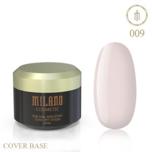 Цветная база Milano 30 мл № 09 купить