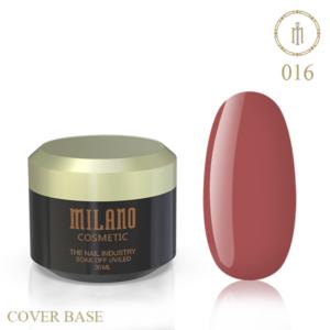 Цветная база Milano 30 мл № 16 Купить