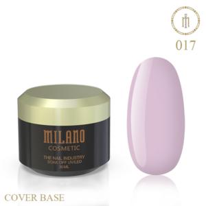 купить Цветную базу Milano 30 мл № 17