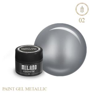 Paint Gel Metallic