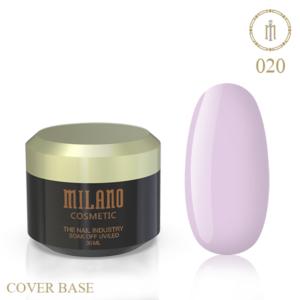 Цветная база Milano 30 мл № 20 купить