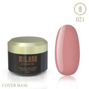 Цветная база Milano 30 мл № 21 Купить