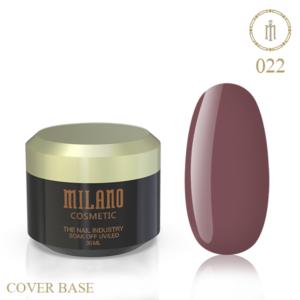 Цветная база Milano 30 мл № 22 купить