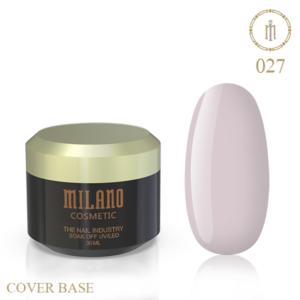 Цветная база Milano 30 мл № 27 Купить