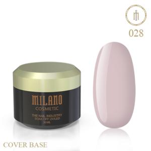 Цветная база Milano 30 мл № 28 купить