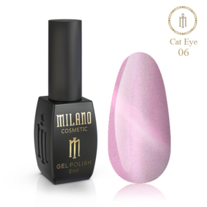 Гель лак Crystal Milano 8 мл № 06 цена