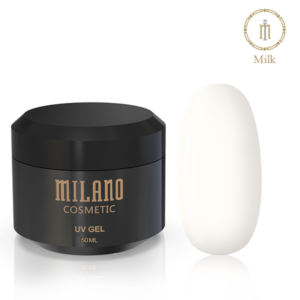Гель для наращивания Milano Milk 50 мл Купить