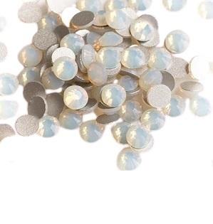 заказать камни опал белые 720 шт. для дизайна ногтей в Харькове