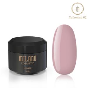 Купить Гель для наращивания Milano Yellowish-2 30 мл