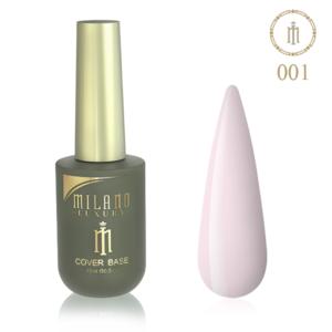 Цветная база Milano Luxury 15 мл № 01 Купить