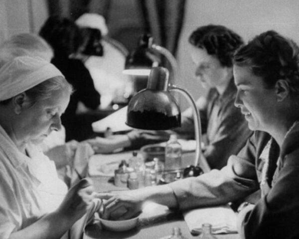 ТОП 5 исторических фактов о маникюре