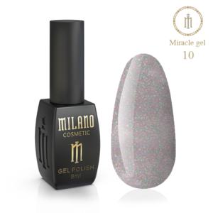 Гель-лак Milano Cosmetic Miracle 8 мл № 10 (Милано Косметик Мираж)