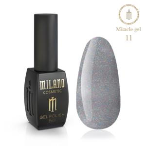 Гель-лак Milano Cosmetic Miracle 8 мл № 11 (Милано Косметик Мираж)
