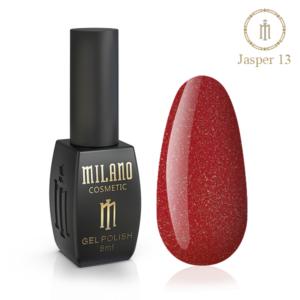Гель-лак Milano Cosmetic Jasper 10 мл № 13 (Милано Косметик Осенняя коллекция)