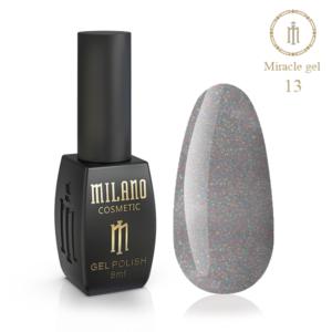 Гель-лак Milano Cosmetic Miracle 8 мл № 13 (Милано Косметик Мираж)