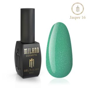 Гель-лак Milano Cosmetic Jasper 10 мл № 16 (Милано Косметик Осенняя коллекция)