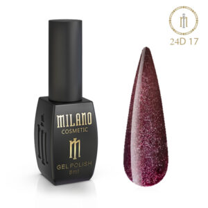 Гель лак 24D Milano 8 мл № 17 цена