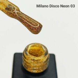 Neon Disco Gel 10ml № 03 Купить